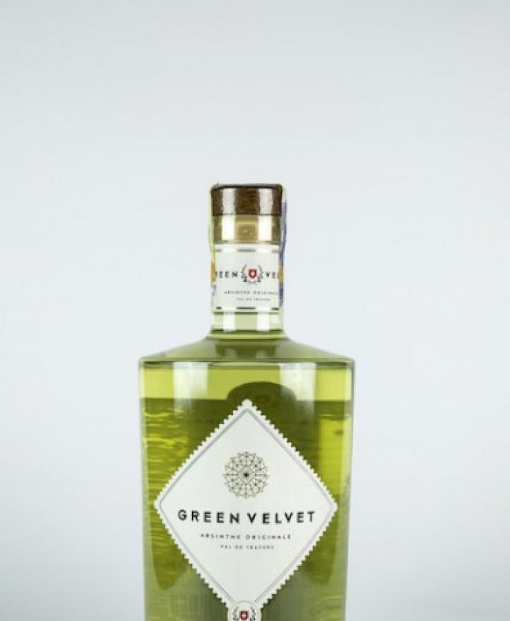 Green Velvet Pure