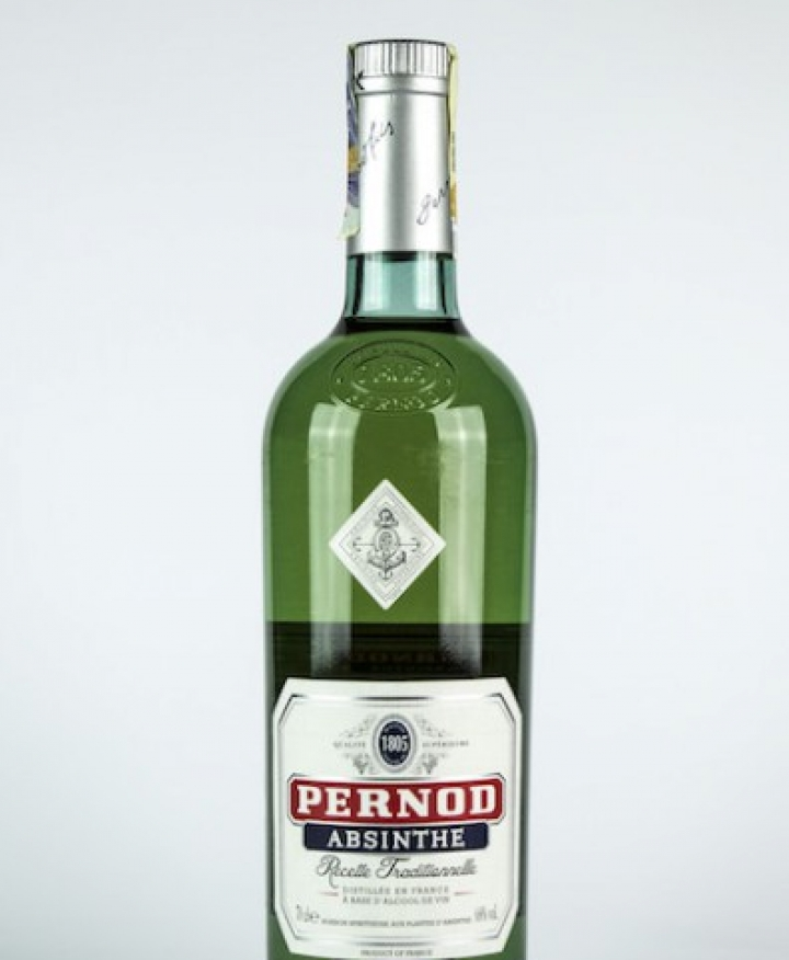 Pernod Absinthe traditionnelle